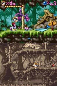 Rayman DSiWare Editeur 003
