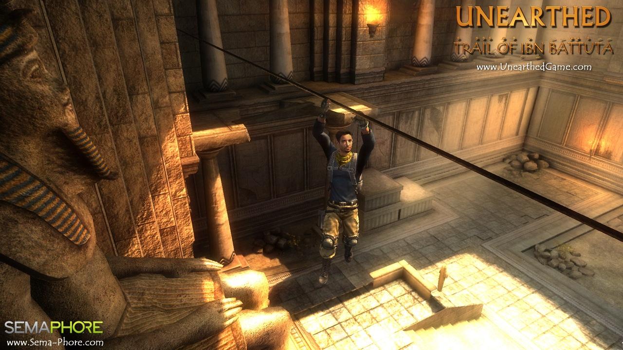 UnearthedTrailofIbnBatuta PS3 Editeur 002