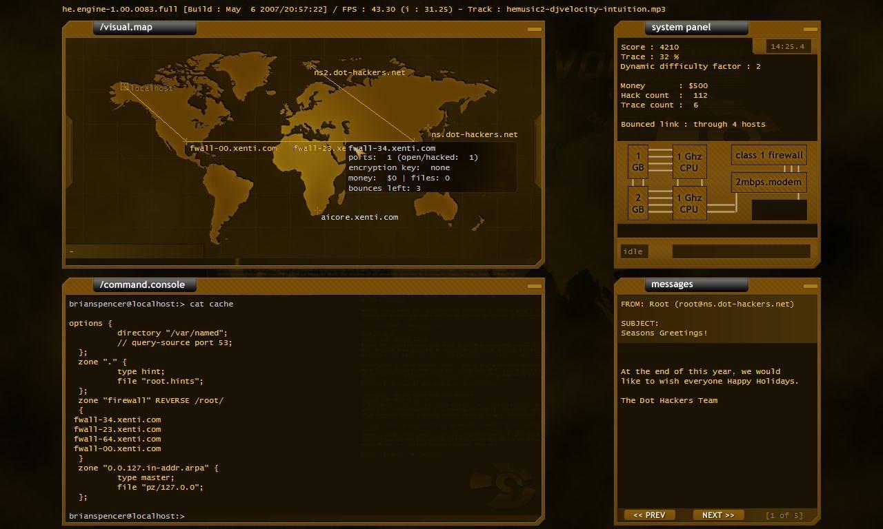 HackerEvolution PC Editeur 002