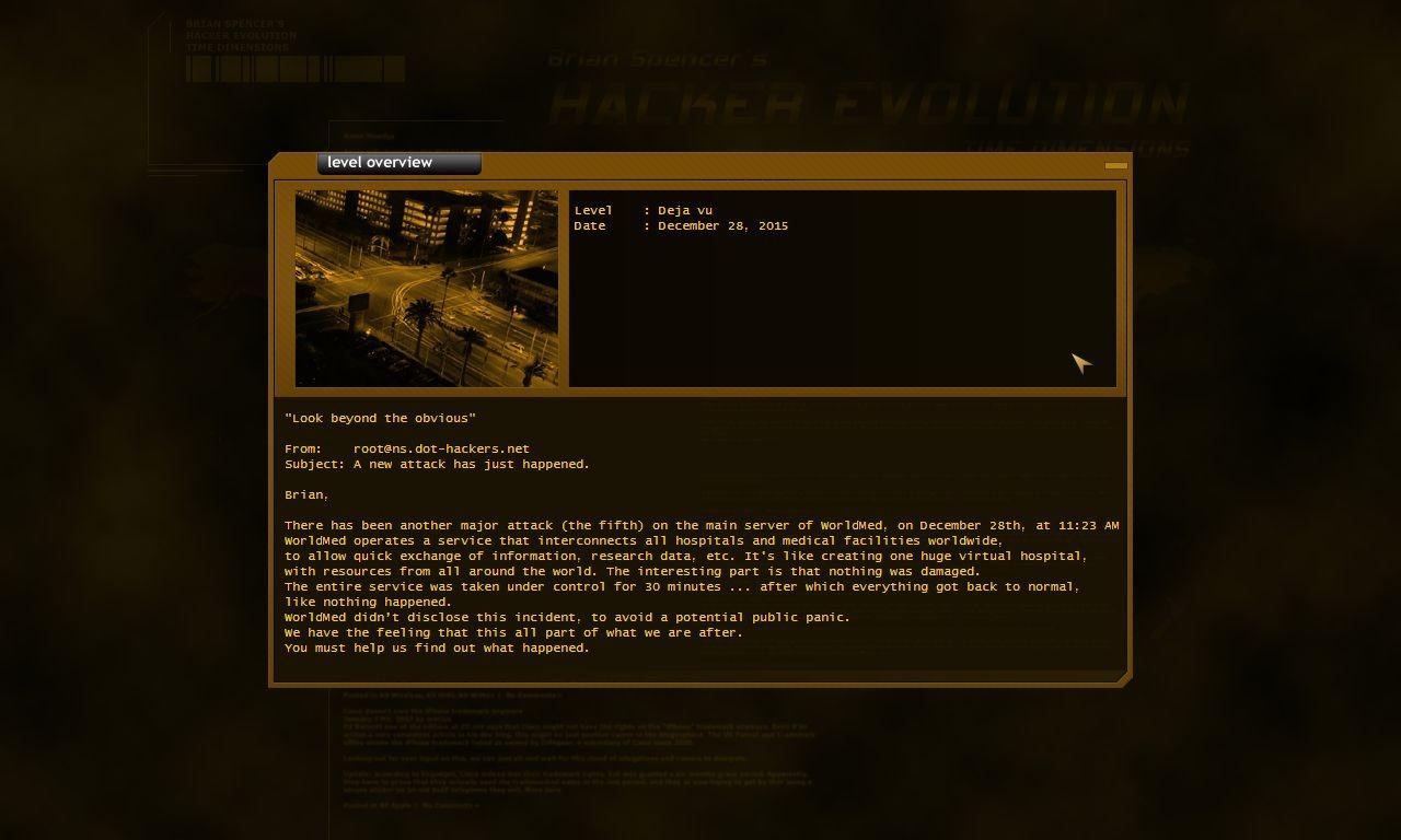 HackerEvolution PC Editeur 004