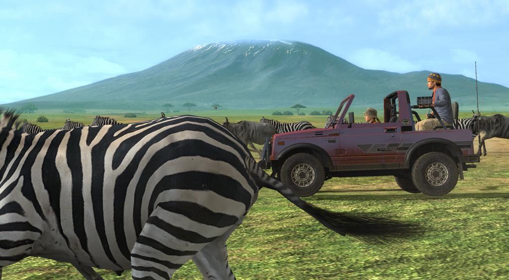 Afrika PS3 Editeur 013