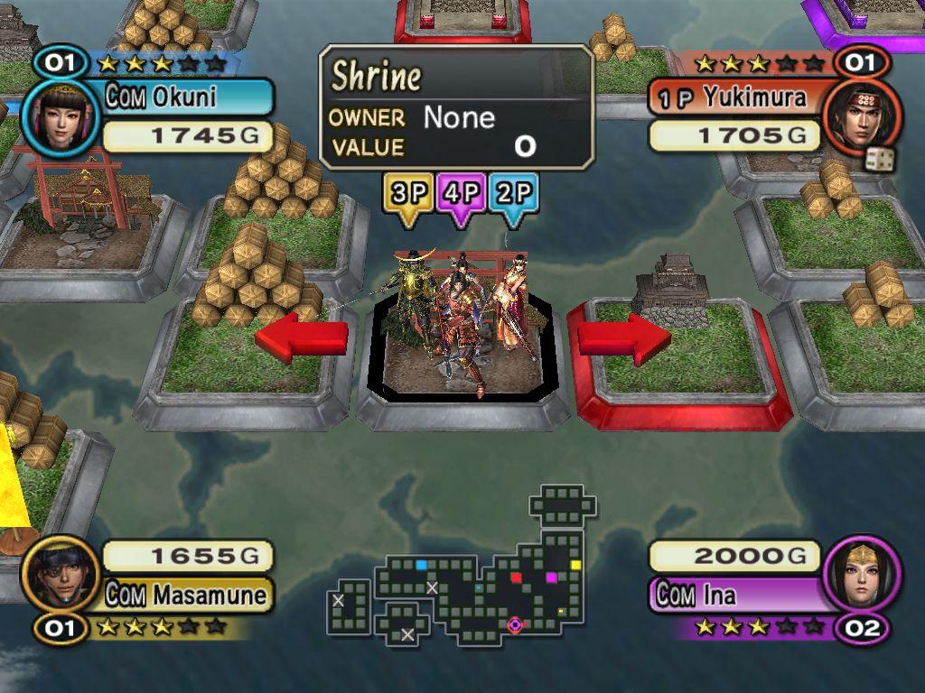 SamuraiWarriors2 PC Editeur 017
