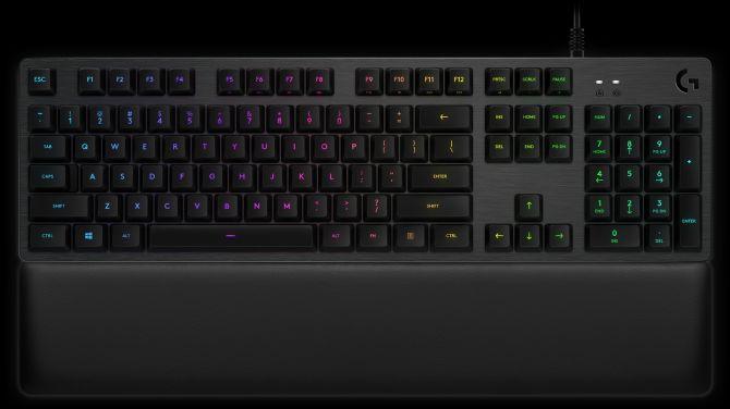 Test du clavier gaming logitech g513 carbon : la classe sur le bureau