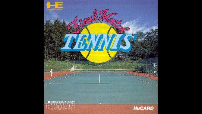 Image Final Match Tennis