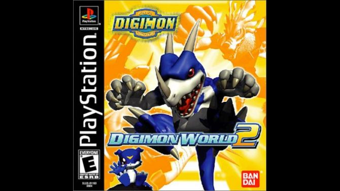 Image Digimon World 2