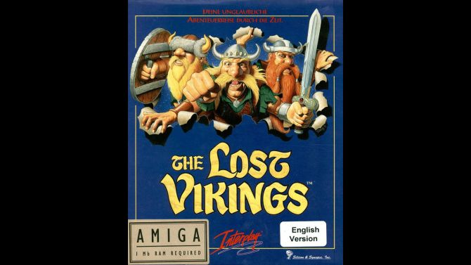 Image The Lost Vikings