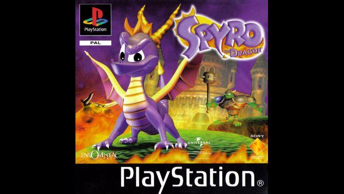 Image Spyro The Dragon