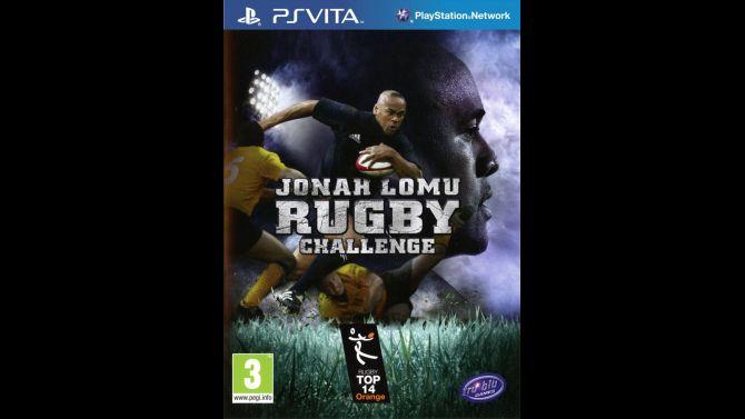 Image Jonah Lomu Rugby Challenge