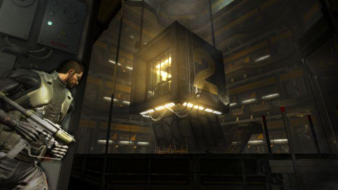 Image Deus Ex Human Revolution : Le chaînon manquant