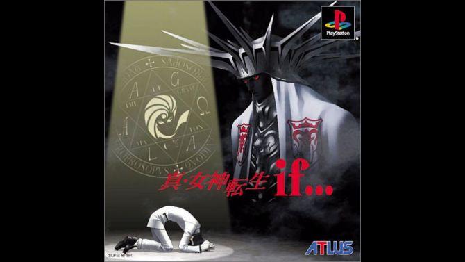 Image Shin Megami Tensei if...