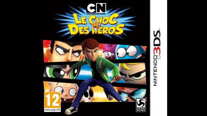 Image Cartoon Network : Le Choc des Héros