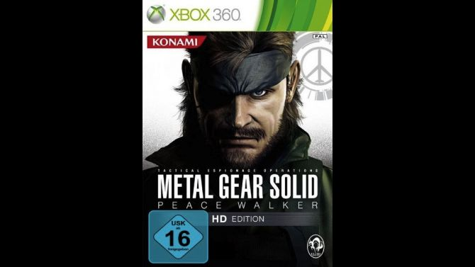 Image Metal Gear Solid : Peace Walker
