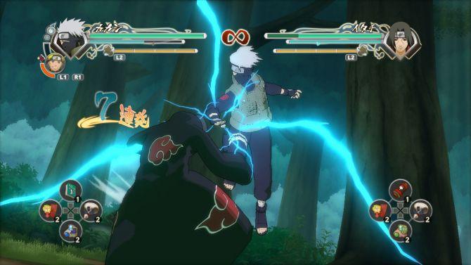 Image Naruto Shippuden : Ultimate Ninja Storm Generations