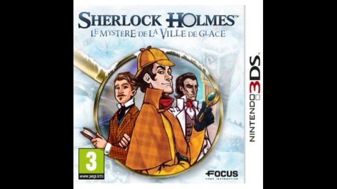 Image Sherlock Holmes : Le Mystère de la Ville de Glace