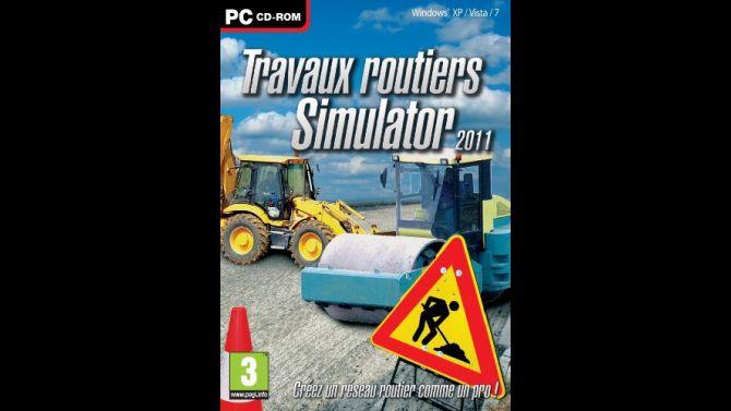 Image Travaux routiers Simulator 2011