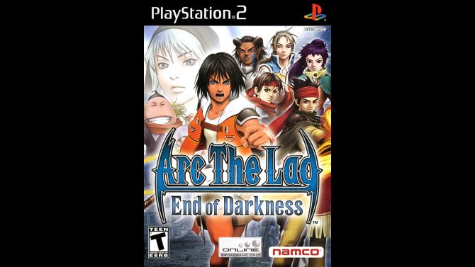 Image Arc the Lad : End of Darkness