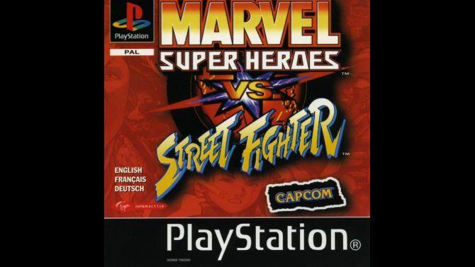 Image Marvel Super Heroes Vs Street Fighter