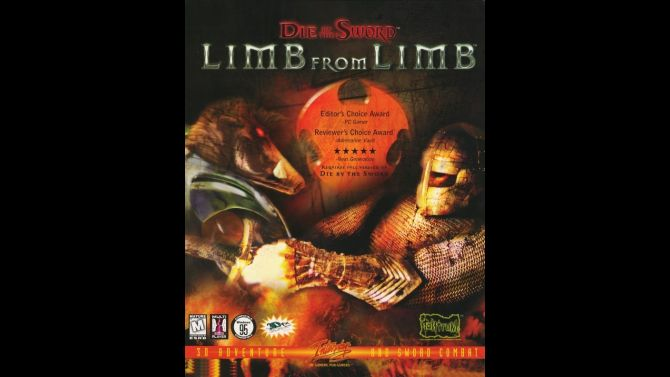 Image Die By the Sword : Limb From Limb