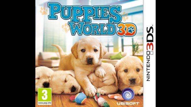 Image Puppies World 3D