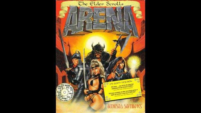 Image The Elder Scrolls : Arena