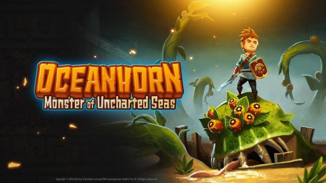 Image Oceanhorn : Monster of Uncharted Seas