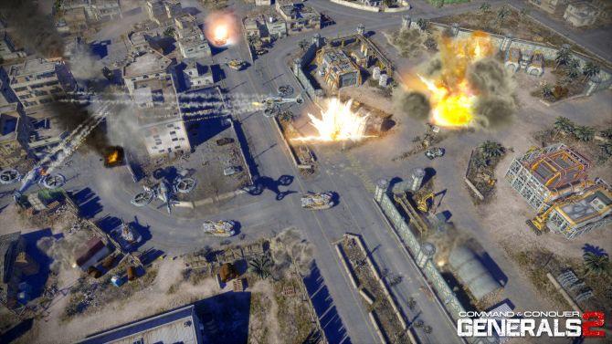 Image Command & Conquer : Generals 2