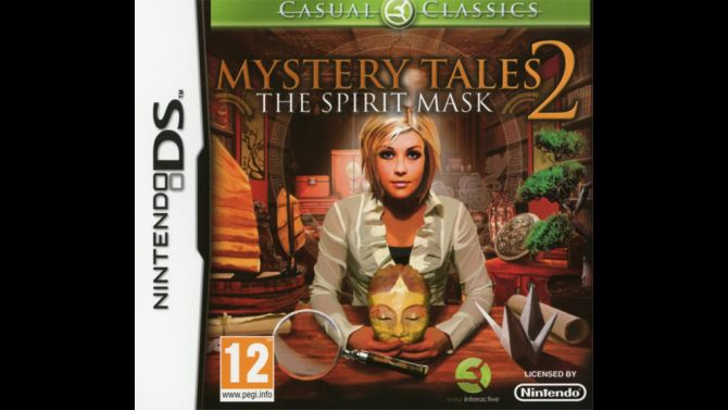 Image Mystery Tales 2 : The Spirit Mask