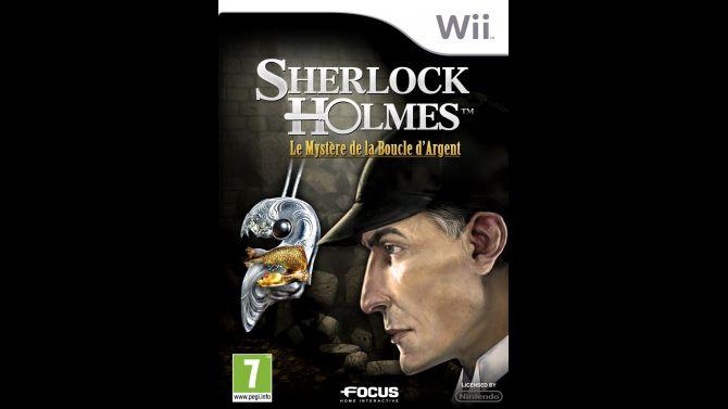Image Sherlock Holmes : Le Mystère de la Boucle d'Argent