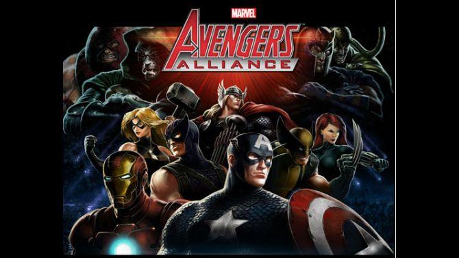 Image Marvel : Avengers Alliance