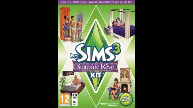 Image Les Sims 3 : Suites de Rêve