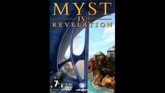 Image Myst IV : Revelation