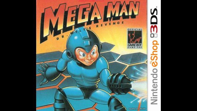Image Mega Man : Dr. Wily's Revenge