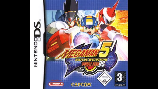 Image Mega Man Battle Network 5 : Double Team DS