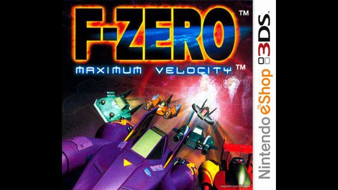 Image F-Zero : Maximum Velocity