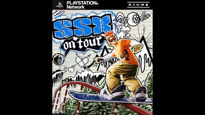 Image SSX On Tour