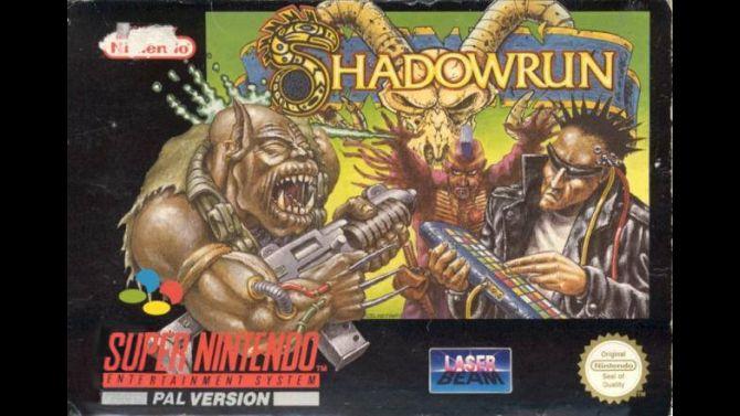 Image Shadowrun (Super NES)
