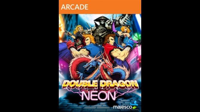 Image Double Dragon : Neon