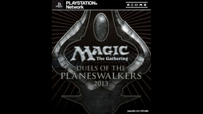 Image Magic : The Gathering - Duels of the Planeswalkers 2013