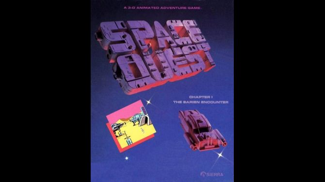 Image Space Quest : The Sarien Encounter