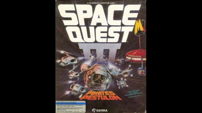 Image Space Quest 3 : The Pirates of Pestulon