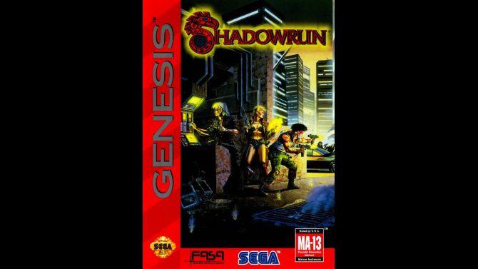 Image Shadowrun (Megadrive)
