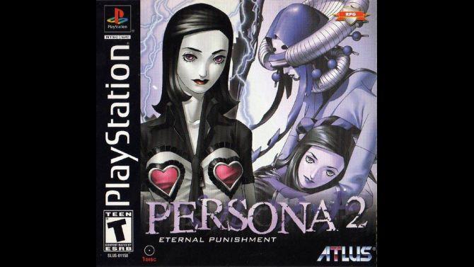 Image Shin Megami Tensei : Persona 2 - Eternal Punishment