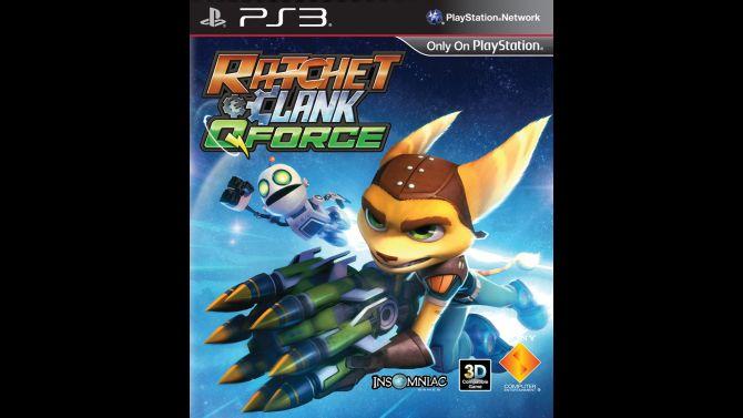 Image Ratchet & Clank : QForce