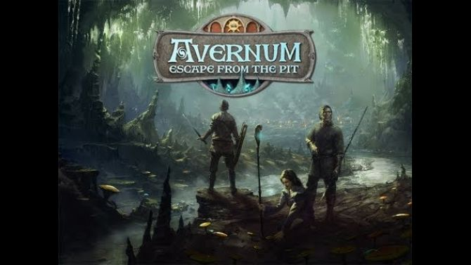 Image Avernum : Escape from the Pit
