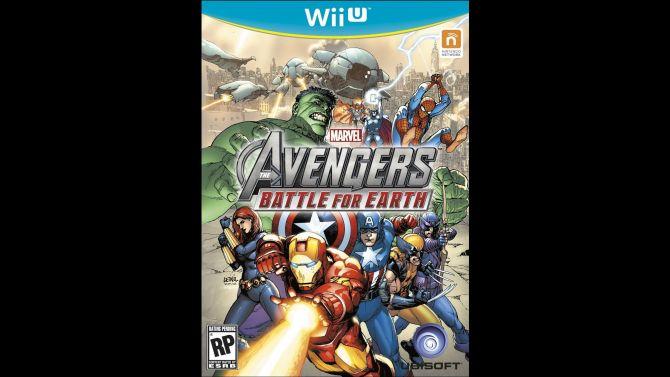 Image Marvel Avengers : Battle for Earth