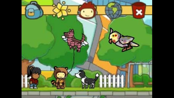 Image Scribblenauts Unlimited