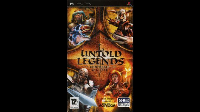 Image Untold Legends : La Confrerie de l'Epee