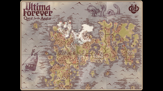Image Ultima Forever : Quest of The Avatar
