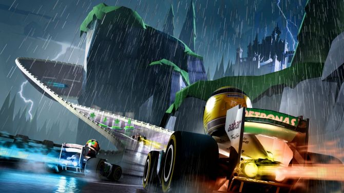 Image F1 Race Stars
