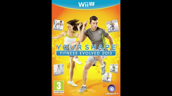 Image Your Shape : Fitness Evolved 2013